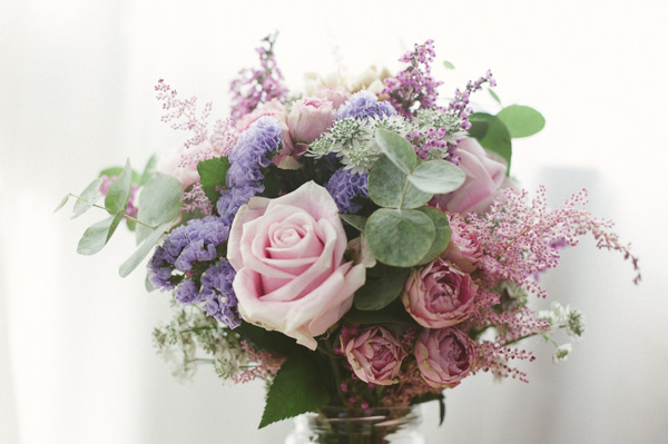 ramo de flores carol