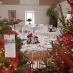 Con la llegada de la Navidad, celebramos la última boda del año.