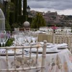Las mantelerías para bodas, un elemento clave en decoraciones para bodas.
