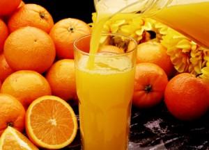 zumo de naranja para desayuno de empresa