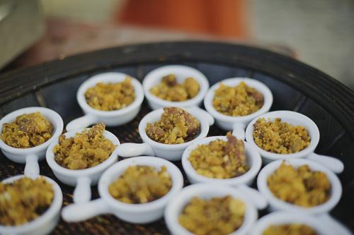 aperitivos para bodas laurel catering