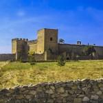 La boda de Jennifer y Brian, en el Castillo de Pedraza.