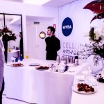 Evento Nivea, personaliza cada detalle de tus eventos de empresa!