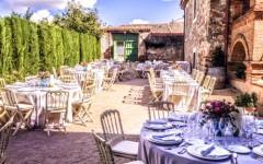 boda laurel catering palacio de hoyuelos