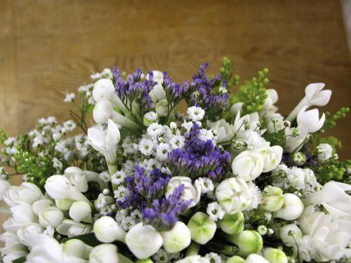 ramos de novia con tulipanes