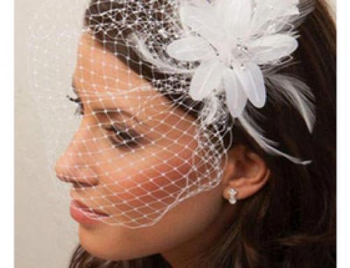 Tocados para bodas de noche: 4 cosas que debes saber