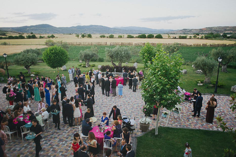 Acondicionamiento necesario para las bodas al aire libre