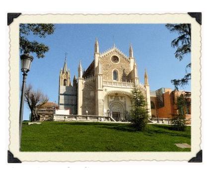 monasterio de San Jerónimo el Real