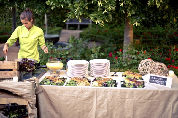 boda buffet laurel catering