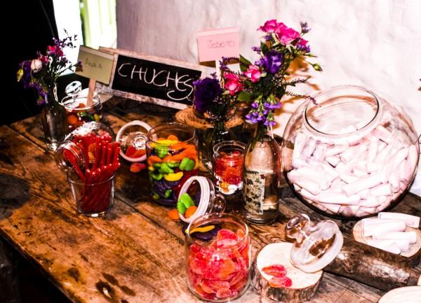 bodegón de chuches laurel catering