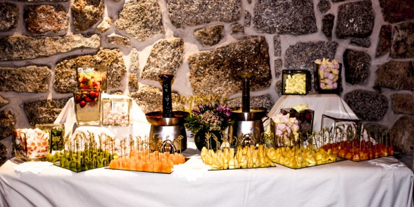 fondie de dulces y chuches del laurel catering