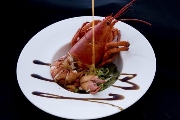 bogavante laurel catering la astorgana