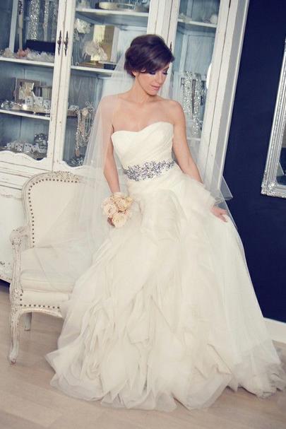 vestidos novia 2014