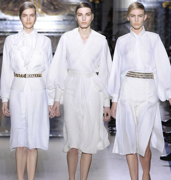 Yves Saint Laurent Wedding Dress