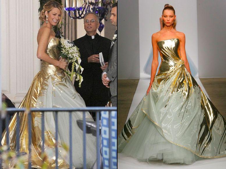 Serena Van Der Woodsen_wedding