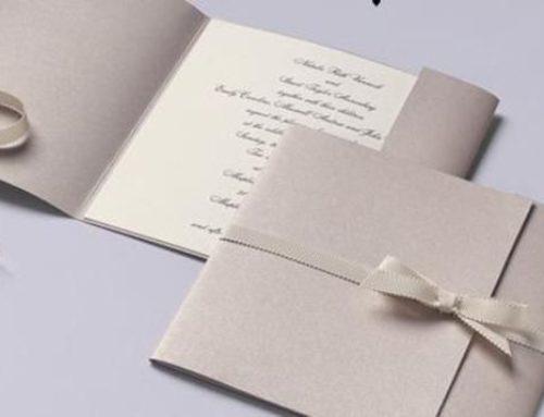 Ideas para invitaciones de boda vintage