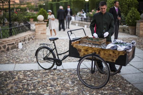 bicicleta cervezas