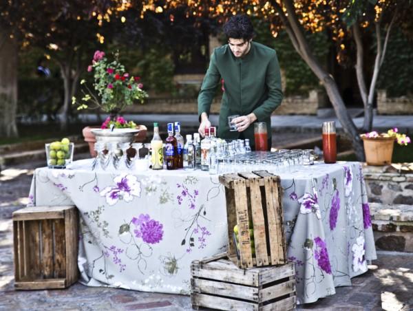 cocktails el laurel catering