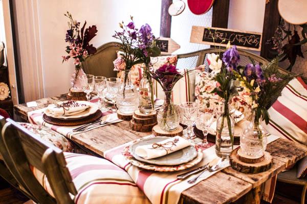 mesa Lartelier Laurel catering