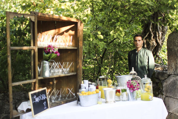 limonada laurel catering lartelier