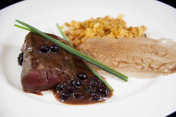 Segundo corzo laurel catering
