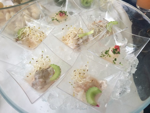 ceviche laurel catering