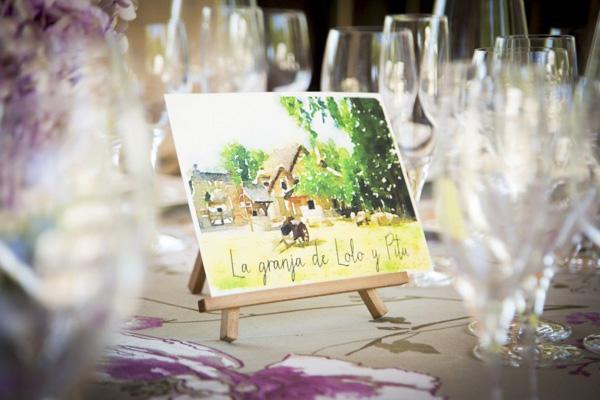 boda de bego laurelcatering lartelier