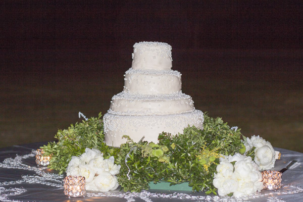 tarta de boda laurel catering