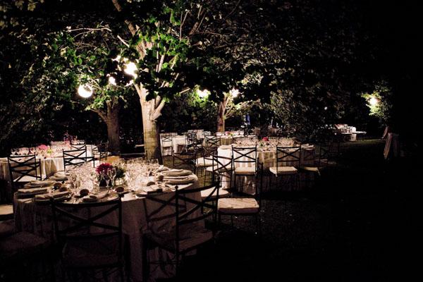 boda de noche