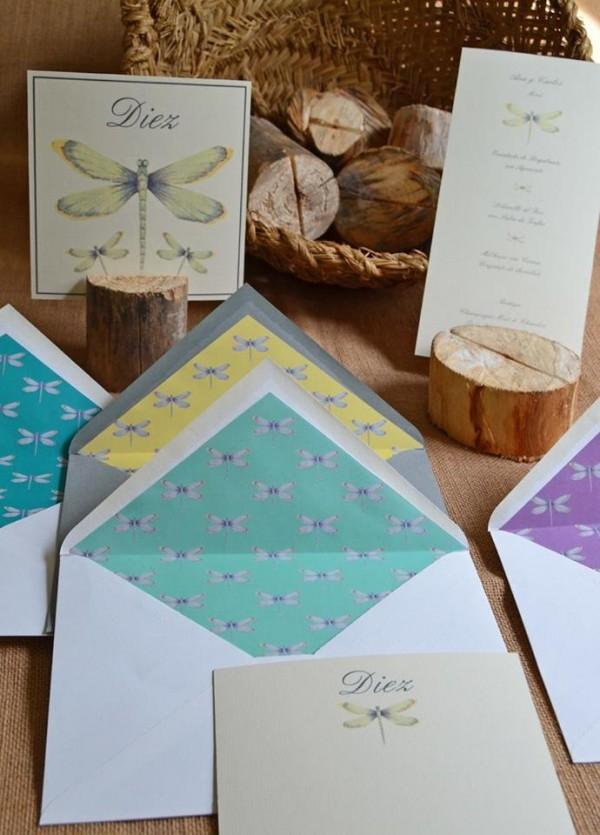 invitaciones de boda silvia galí