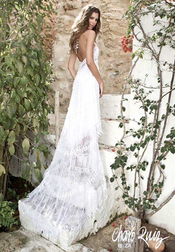 ibiza boda wedding ibicenca crochet bride vest chaleco vestido (2)