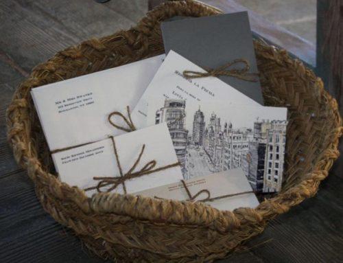 Invitaciones de boda para imprimir: resultado perfecto