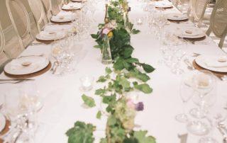 boda de inspiración botánica