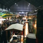 Vídeo Laurel Catering Evento Museo del Ferrocarril