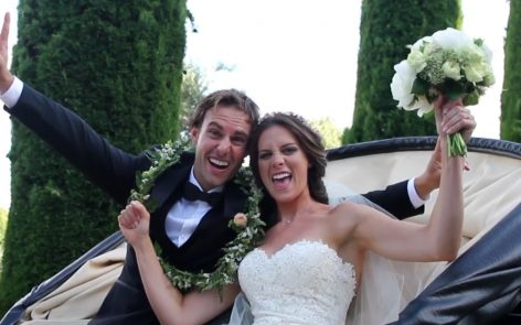 boda de película
