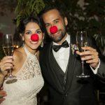 La divertida boda de Elena y Carlos
