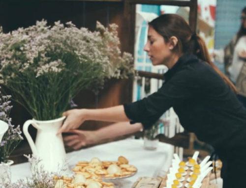 Vídeo Laurel Catering Evento Verallia