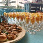 Desayuno en ALDI con Corpfin Capital. Desayunos que ponen una sonrisa