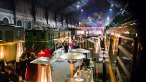 Evento museo ferrocarril