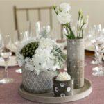 Una boda perfecta al detalle: flores, menús e ideas