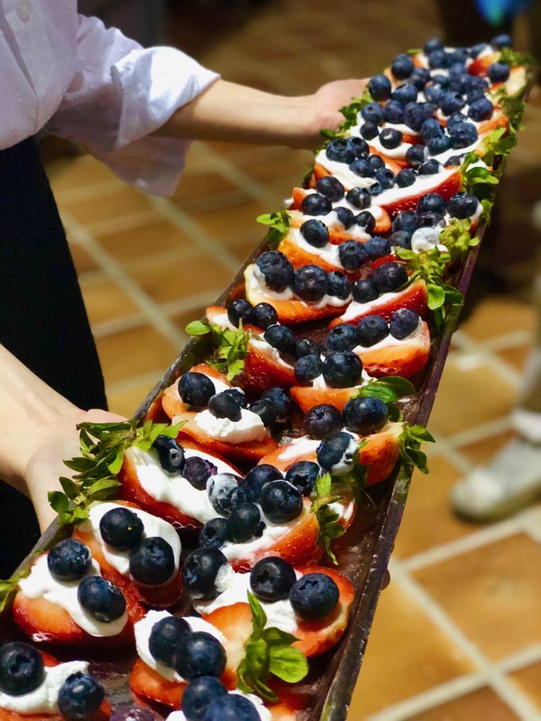 Fiesta de verano: un evento con sabor a fruta