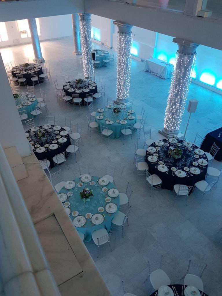 Una boda con inspiración de viajes: el gran día de Altea