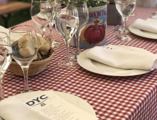 Eventos fuera de Madrid: un día campo. Desglosando el evento de DYC