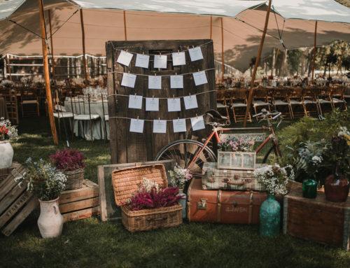 Una boda de estilo nórdico: el gran día de Luis y Lourdes