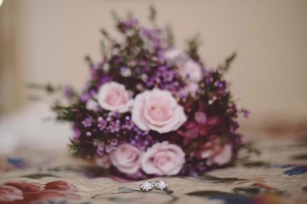 ramo de novia búcaro