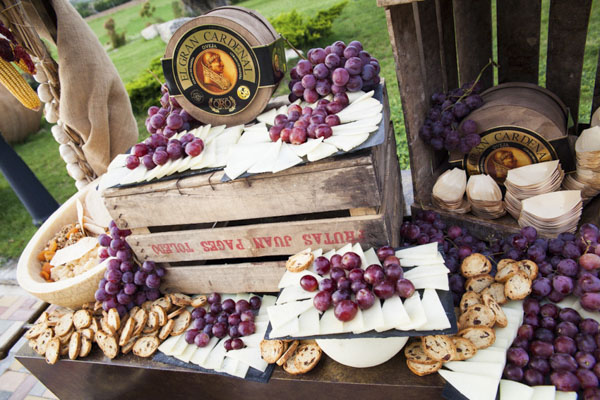 carrito de quesos laurel catering