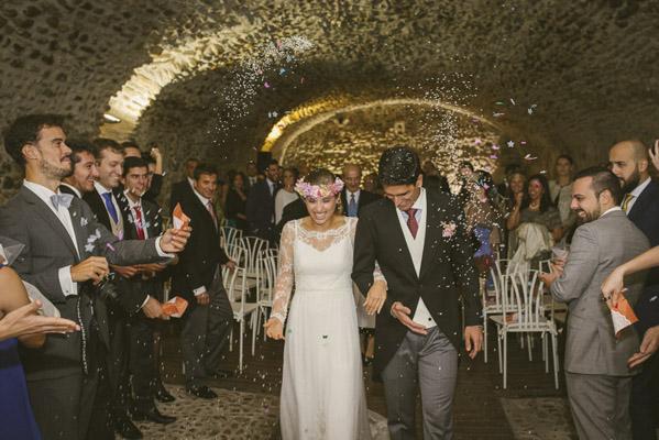 ceremonia boda laurel catering