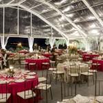Cómo elegir carpa para tu boda al aire libre