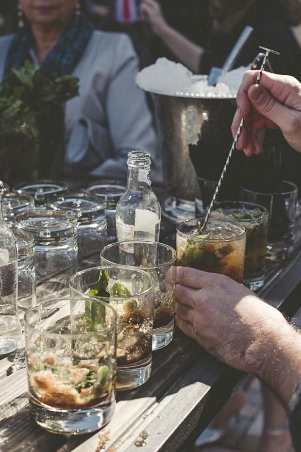 cocktails laurel catering