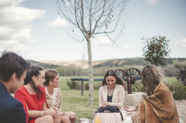 boda anabel y manuel laurel catering